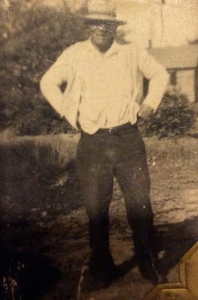 My friend's grandfather, L.