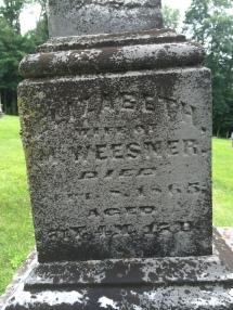 Elizabeth Mendenhall Weesner