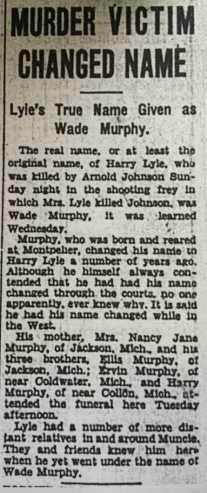 MurphyChangedName1932